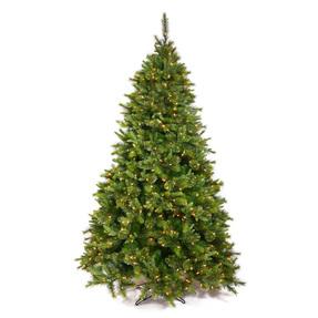 7.5' Green River Pine Full Warm White LED