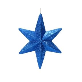 "Celeste Outdoor Star 20"" Blue"