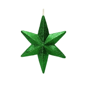 "Celeste Outdoor Star 20"" Green"