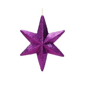 """Celeste Outdoor Star 20"""" Purple"""