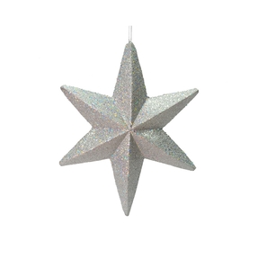 """Celeste Outdoor Star 20"""" Silver"""