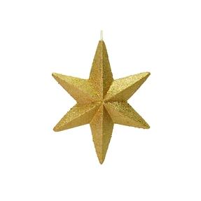 "Celeste Outdoor Star 20"" Gold"