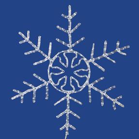 """LED Snowflake 36"""""""