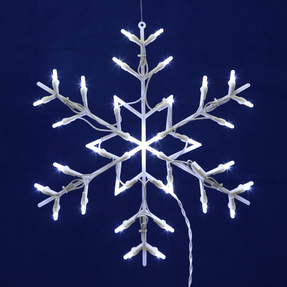 led snowflake window decor 16