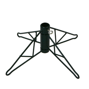 Metal Tree Stand Green 10'