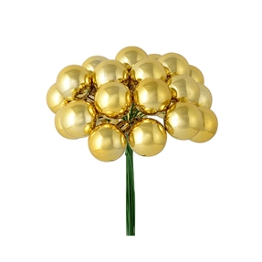 Joy Shiny Ball Pick Set of 2 Gold