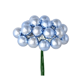 Joy Shiny Ball Pick Set of 2 Light Blue