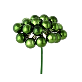 Joy Shiny Ball Pick Set of 2 Moss