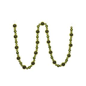 Bella Ball Garland 9' Lime