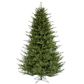 15' Nordic Fir Full Unlit