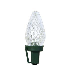 LED C7 75 Light Set Pure White