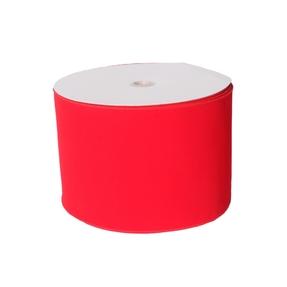 """Outdoor Velvet Ribbon 6"""" Red"""