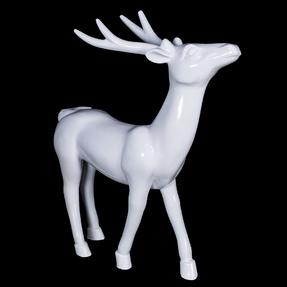 Prancer Reindeer 5' White