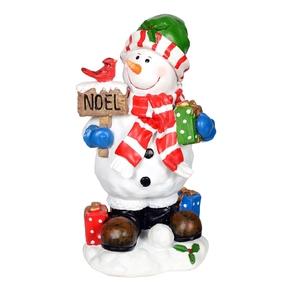 """Outdoor Snowman Figure 13"""""""