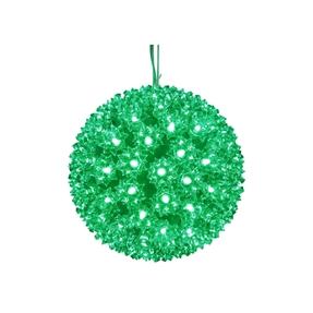 """Starlight Sphere LED Green 10"""""""