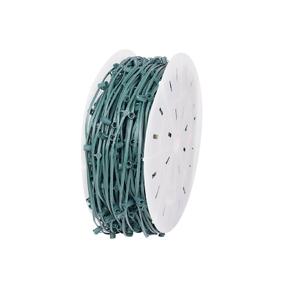 C7 Stringer 1000' Green Wire