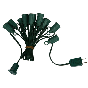 C9 Stringer 100' Green Wire Set of 2