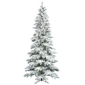 9' Winter Dream Slim Warm White LED Lights