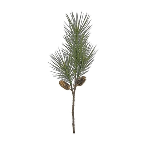 "Long Needle Pine Branch 26"" Set of 12"