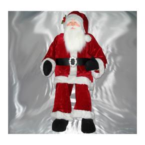 6' Santa Claus Figure